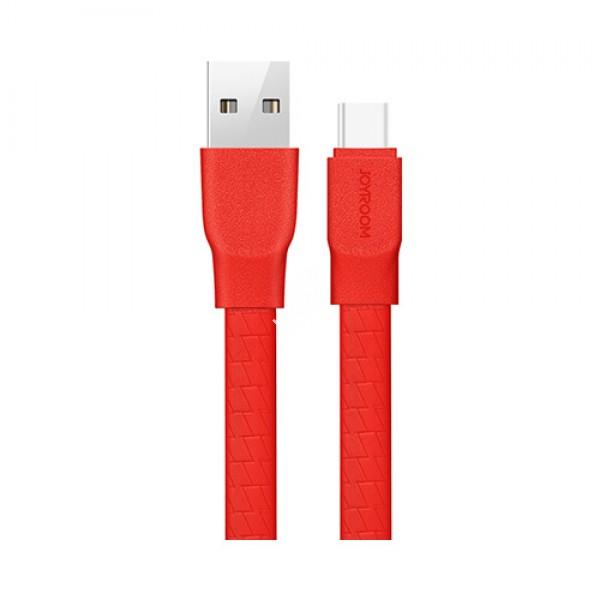 Кабель USB/USB Type-C Joyroom S-L127 красный