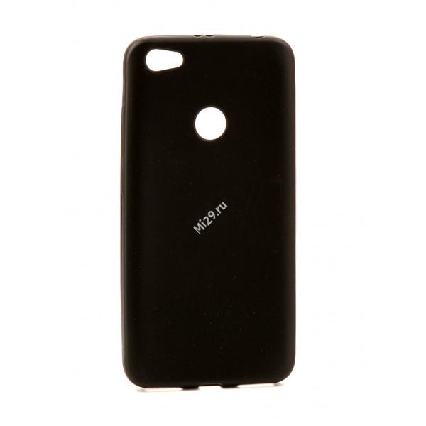 Чехол Neypo Plastic черный Redmi Note 5A Pro