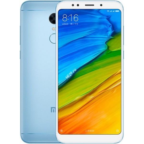 Смартфон Xiaomi Redmi 5 Plus 64Gb голубой