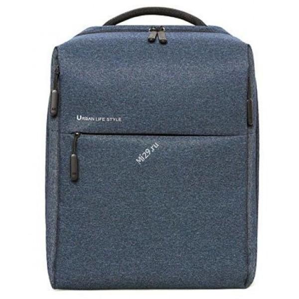 Рюкзак Mi City Backpack темно-синий