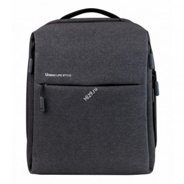 Рюкзак Mi City Backpack черный