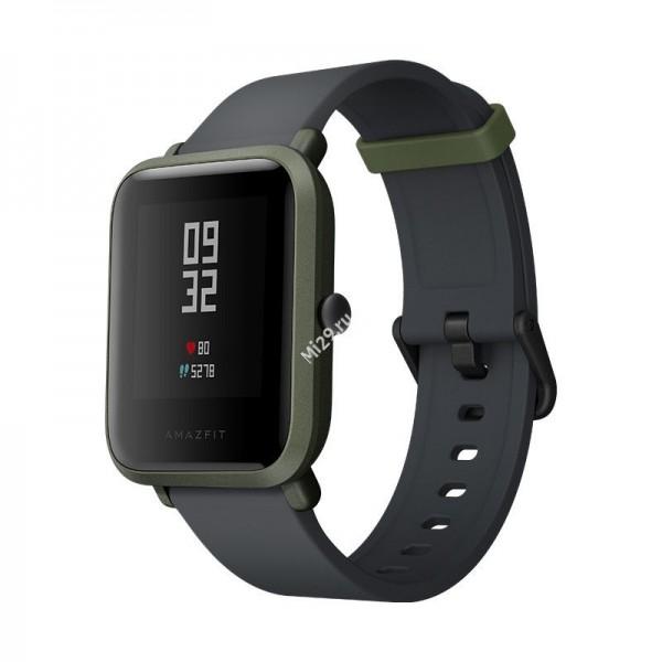 Часы Xiaomi Huami Amazfit Bip зеленые
