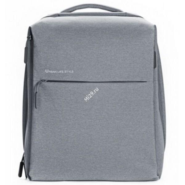 Рюкзак Mi City Backpack серый