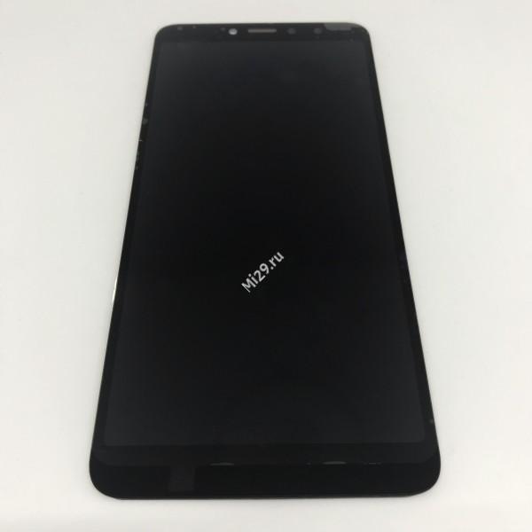 Дисплей Xiaomi Redmi S2 черный