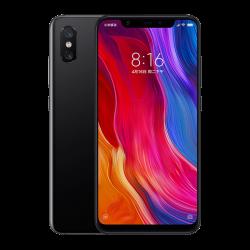 Смартфон Xiaomi Mi8 256Gb черный