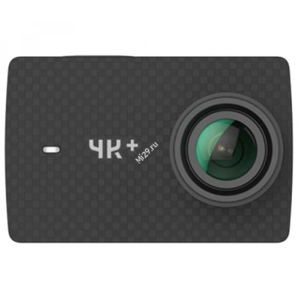 Видеокамера YI 4K+ Action Camera черная