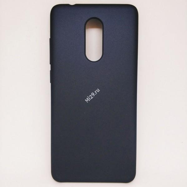 Чехол оригинальный Hard Case Redmi 5 черный