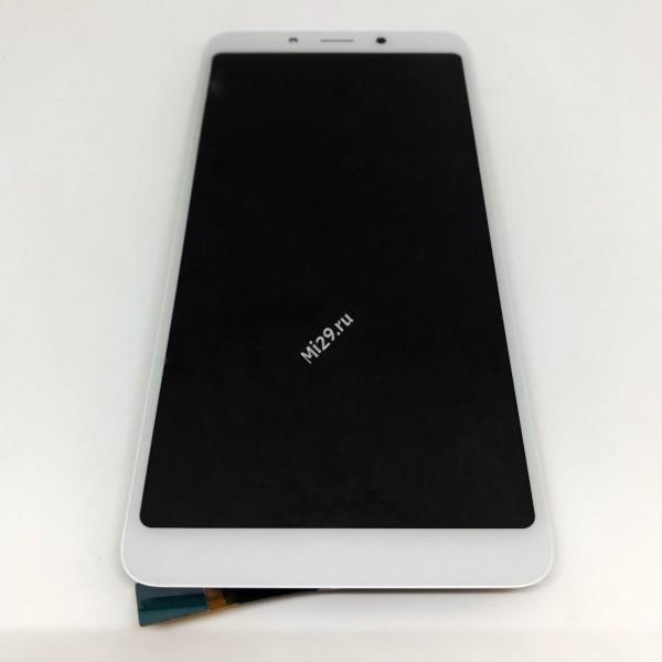 Дисплей Xiaomi Redmi 6 белый