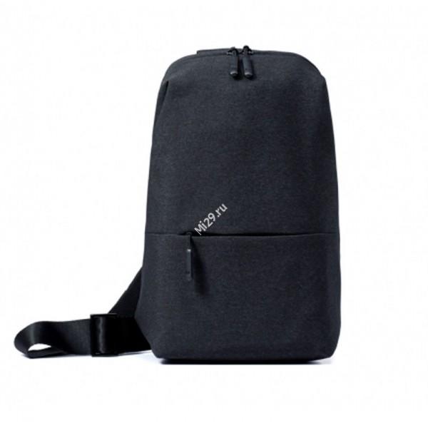 Рюкзак Mi City Sling Bag черный