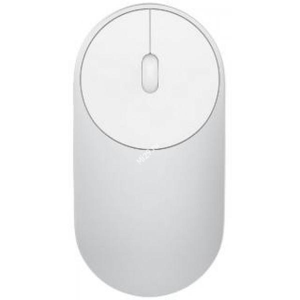 Мышь Xiaomi Mi Portable Mouse серебристая