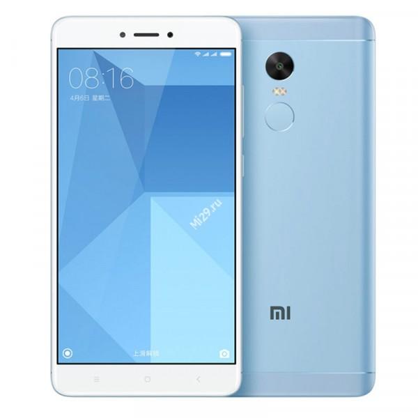 Смартфон Xiaomi Redmi Note 4X 32Gb голубой