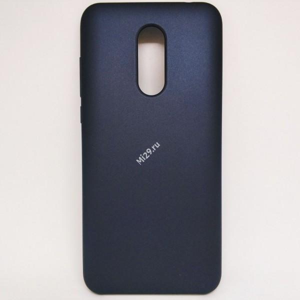 Чехол оригинальный Hard Case Redmi 5 Plus черный
