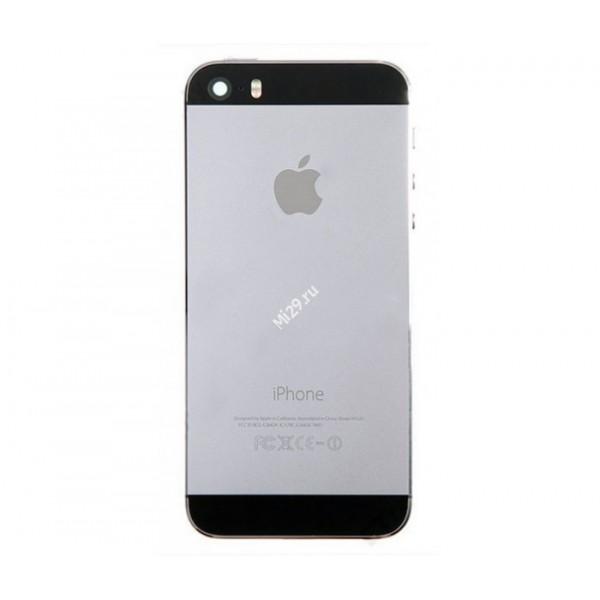 Корпус iPhone 5S черный