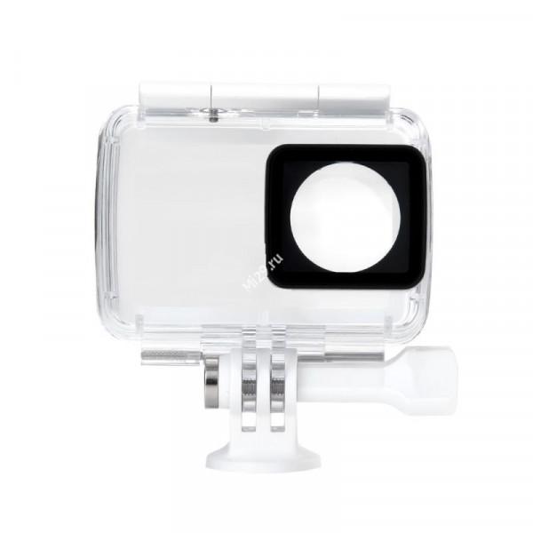 Аквабокс для Xiaomi Yi 4K camera белый