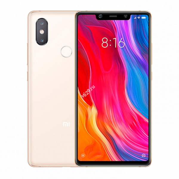 Смартфон Xiaomi Mi8SE 64Gb золотой