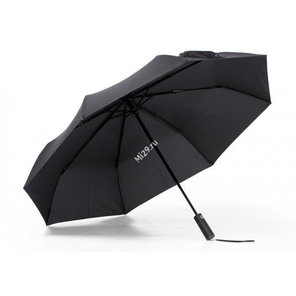 Зонт Xiaomi MiJia Automatic Umbrella черный