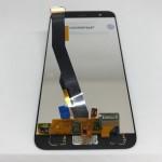 Дисплей Xiaomi Mi6 синий со сканером отпечатка пальца