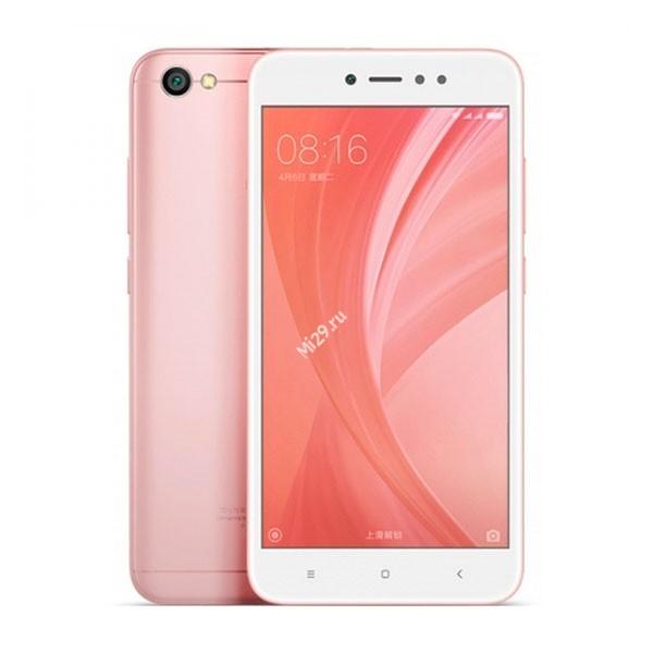 Смартфон Xiaomi Redmi Note 5A 2/16Gb розовый