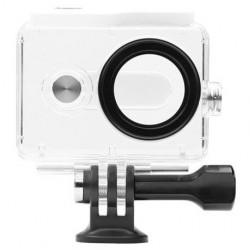 Аквабокс для Xiaomi Yi Action camera белый