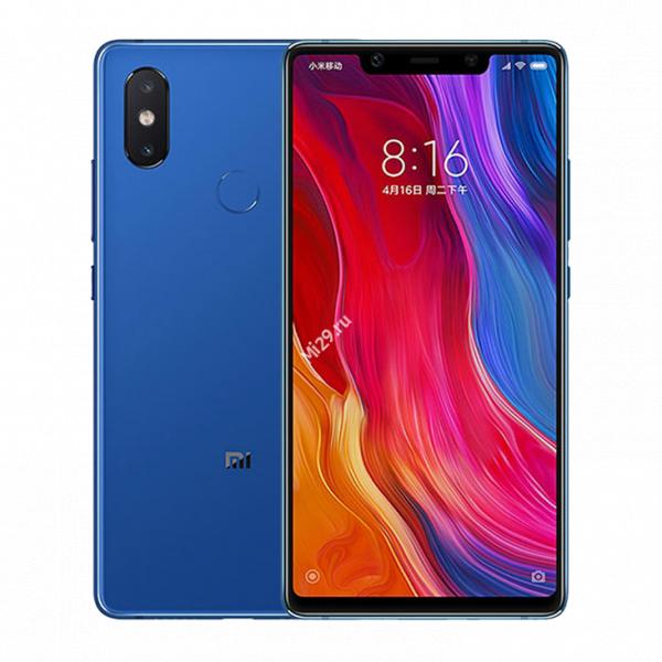 Смартфон Xiaomi Mi8SE 64Gb синий