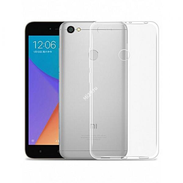 Чехол силиконовый Redmi Note 5A Prime