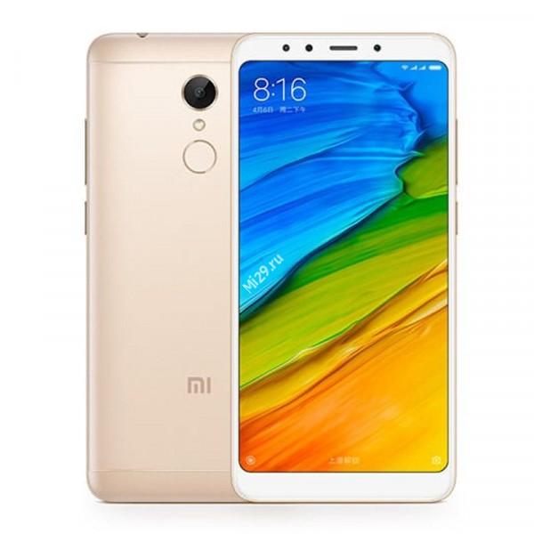 Смартфон Xiaomi Redmi 5 3/32Gb золотой
