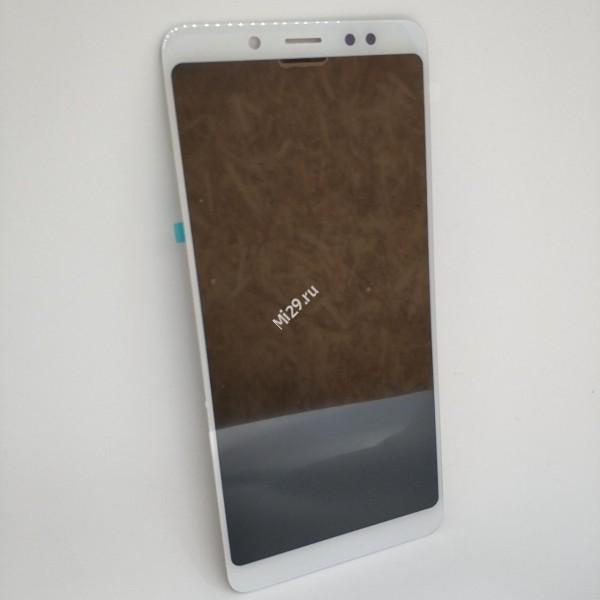 Дисплей Xiaomi Redmi Note 5 Pro белый