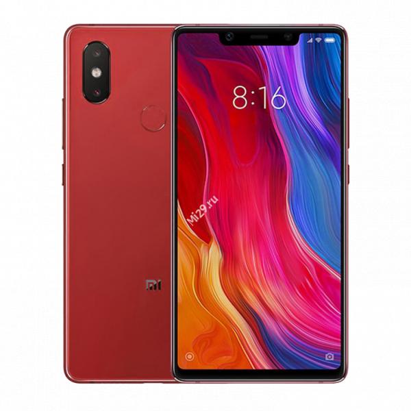 Смартфон Xiaomi Mi8SE 64Gb красный