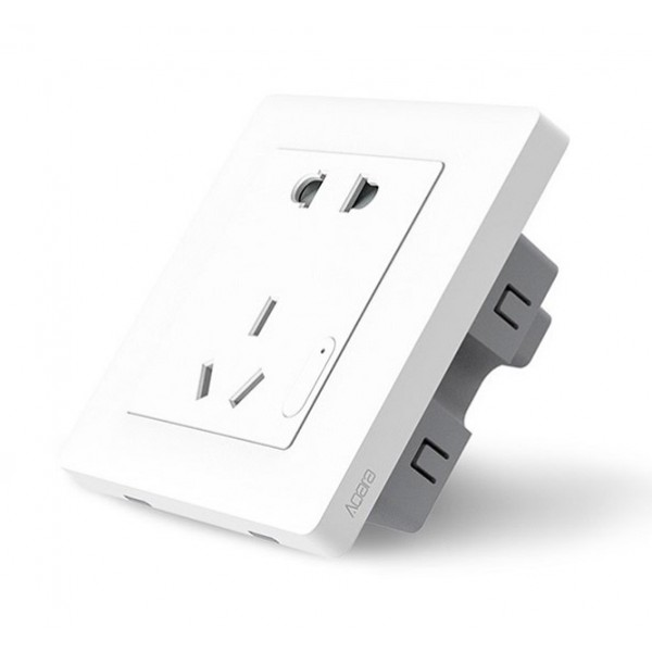 Розетка Xiaomi Aqara Smart Wall Socket