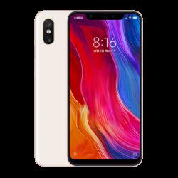 Смартфон Xiaomi Mi8 64Gb золотой