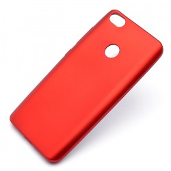 Чехол силиконовый J-Case красный Redmi Note 5A 32Gb