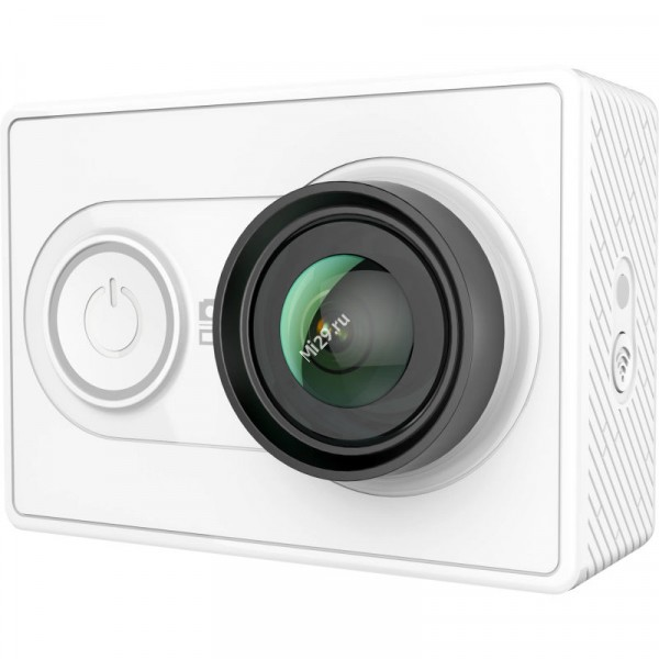 Видеокамера Xiaomi Yi Action Camera Basic Edition белая