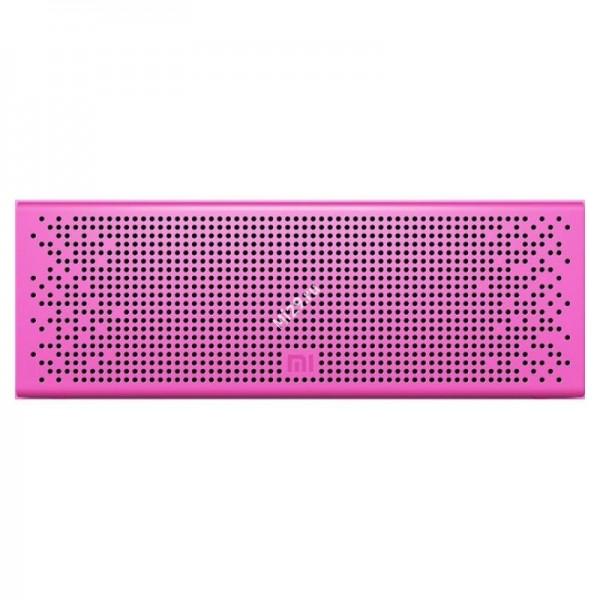 Аудио-колонка Xiaomi Mi Bluetooth Loudspeaker розовая