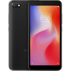 Смартфон Xiaomi Redmi 6A 2/32Gb черный