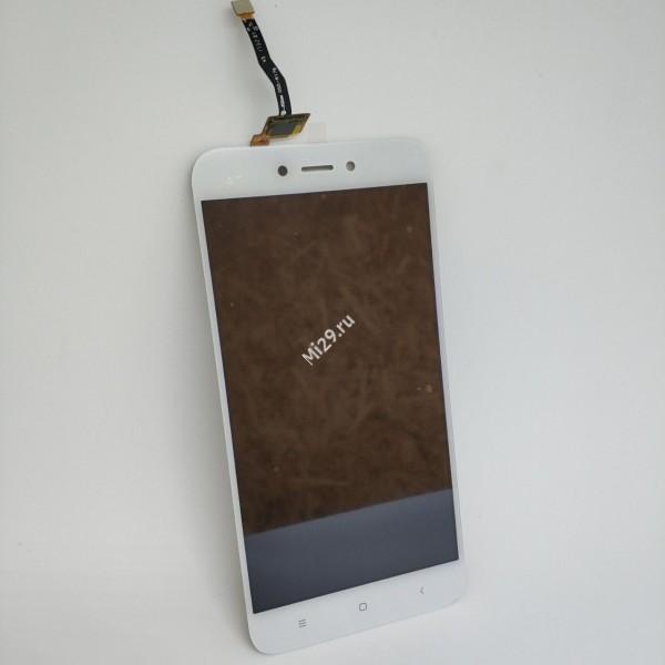 Дисплей Xiaomi Redmi 5A белый