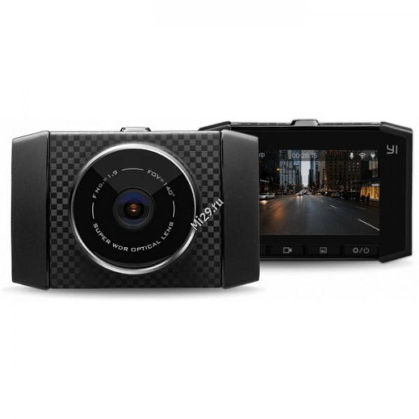Видеорегистратор Xiaomi Yi Dash Camer 2.7K King Edition