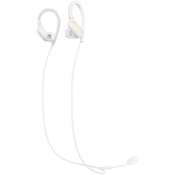 Беспроводные наушники Xiaomi Mi Sport Mini белые