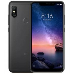 Смартфон Xiaomi Redmi Note 6 4/64Gb черный