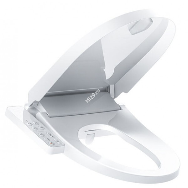 Крышка-сидение для унитаза Xiaomi Smartmi Toilet Cover белое