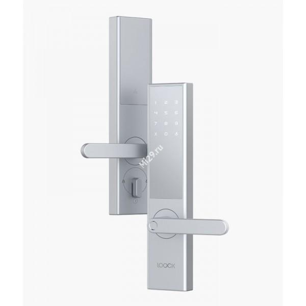 Дверной замок Xiaomi Loock Intelligent Fingerprint Door Lock Classic белый