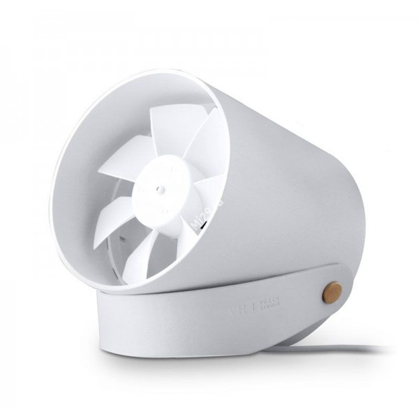 Вентилятор Xiaomi VH 2 USB Portable Fan белый
