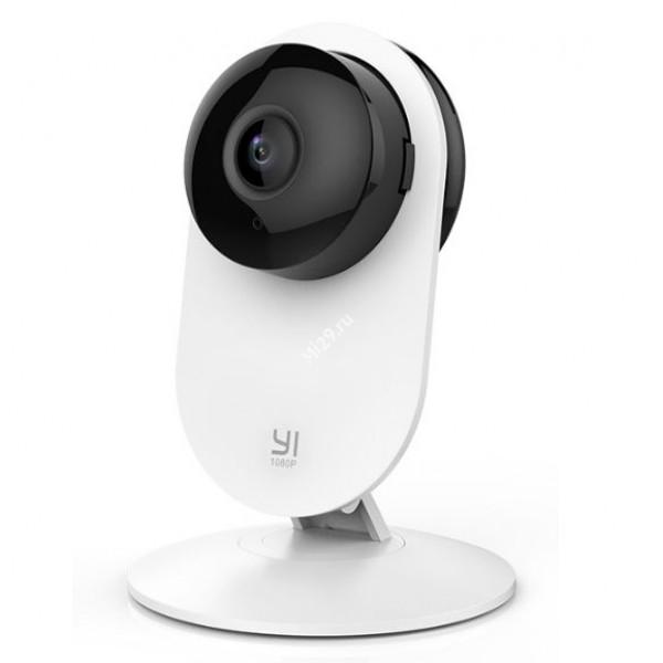 Видеокамера Xiaomi Yi Home 1080P белая