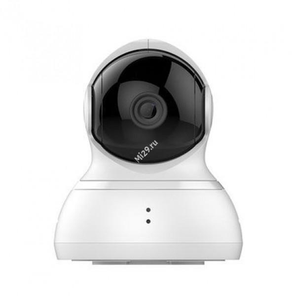 Видеокамера Xiaomi YI Dome Camera 720P белая