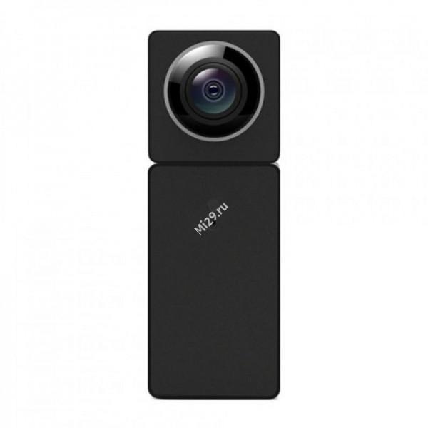 Видеокамера Xiaomi Hualai Xiaofang Smart Dual Camera 360 черная