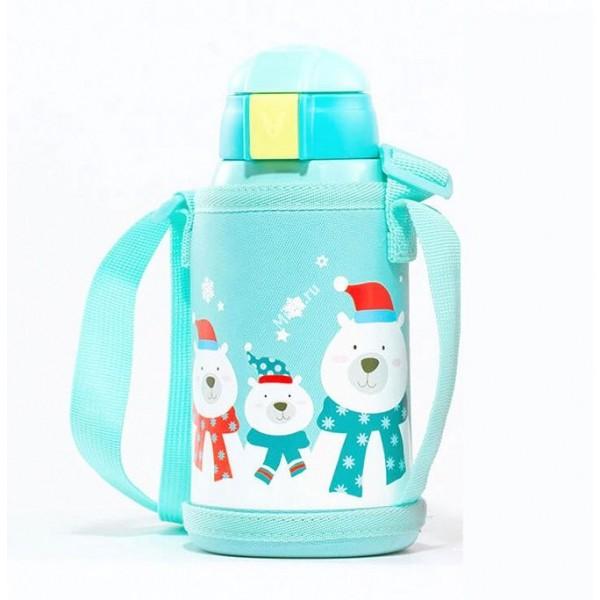 Термос Xiaomi Viomi Children Vacuum Flask 590ml голубой