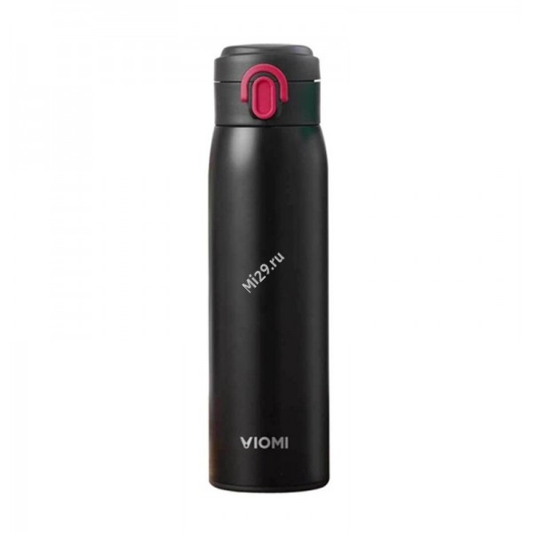 Термос Xiaomi Viomi Stainless Vacuum Cup 460ml черный