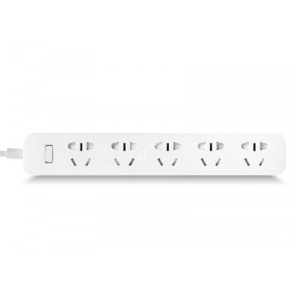Удлинитель Xiaomi Mi Power Strip 5 Socket белый