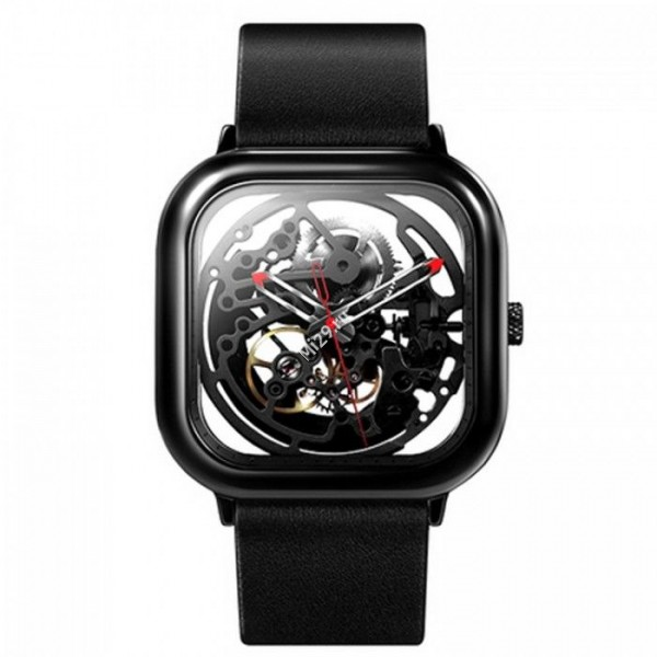 Часы Xiaomi CIGA Design Anti-Seismic Machanical Watch Wristwatch черные