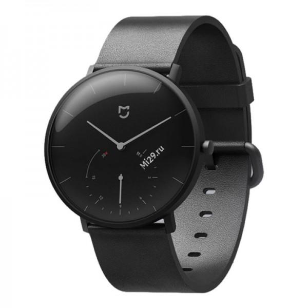 Часы Xiaomi Mijia Quartz Watch черные