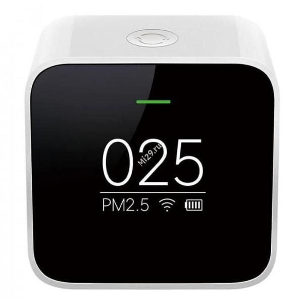 Анализатор воздуха Xiaomi Mi PM2.5 Detector белый